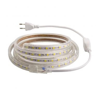 Tira LED 220V AC SMD5050 60 LED/m 3 Metros