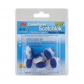 Conector ICD 314 Scotchlok 3M Antihumedad 6 Unidades