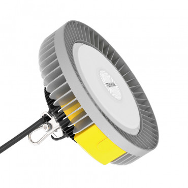Campana LED UFO TOSHIBA 100W 5000K 110lm/W Regulable 1-10V