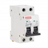 Interruptor Magnetotérmico Residencial 1P+N 6kA