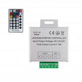 Controlador Tira LED RGB 12V/24V Mando RF 28 Botones