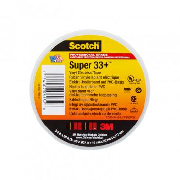 3M Cinta Scotch Super 33+