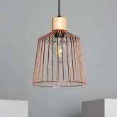 Lámpara Lesane Cobre