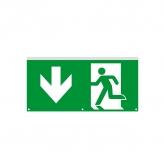 Soporte Cartel de Emergencia